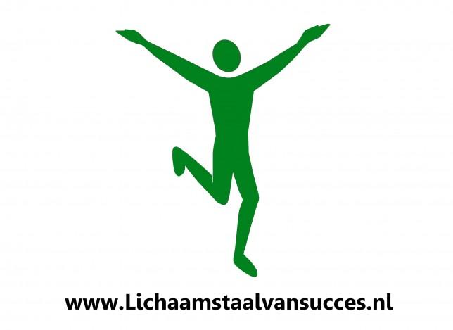 lichaamstaal van succes